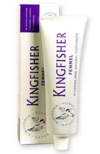 kingfisher toothpaste