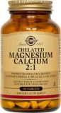 chelated magnesium calcium 2:1 tablets